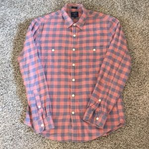 J. Crew Flannel Shirt